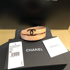Women Chanel Belt size 80